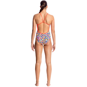 Funkita Single Strap One Piece Swimsuit Women Flash Bomb